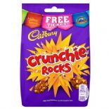 Cadbury Crunchie Rocks Bag 110g